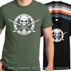 Billiards T shirt - billiards skull crossbone t-shirt pool shark pool hall shirt $19.95 USD on eBay