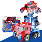 Transformers Action Figures Kid Toy Gift Optimus Prime Ironhide Bumble Bee Robot