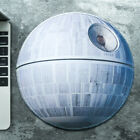 Star Wars Death Star Imperial Stormtrooper Creative Round Mouse Mat Mousepad $16.81 CAD