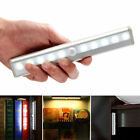 Motion Sensor PIR Light Cordless Battery Powered LED Night Light Closet Stair