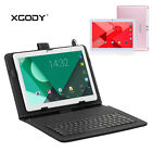 Xgody 10.1'' 3g Unlocked Android 6.0 Tablet Pc Quad Core Dual Sim 1+16gb Hd Ips