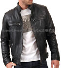 Custom Made Leather jacket bespoke tailored size
