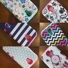 For Samsung Galaxy S4 Phone Hybrid Shockproof Armor Hard&Soft Rubber Case Cover