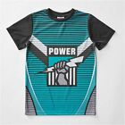 NEW AFL Port Adelaide Short Sleeve T-Shirt Kids