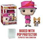 Funko Pop Royals : Queen Elizabeth, Kate, Prince, William , Set or Individual