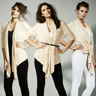 Drape Multiway Cardi Top 3 Different Ways To Wear ~ Size 10/12 ~ New