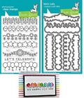 Lawn Fawn SIMPLY CELEBRATE Stamps, Dies, or Both LF1599 LF1600 Spring Easter