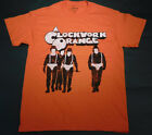 A CLOCKWORK ORANGE Movie official T shirt MEN LARGE