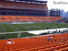 (4) Steelers vs Bengals Tickets 20 Yard Line 4th Row Lower Level Steelers Side!!