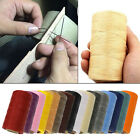 260m 1MM Leather Sewing Waxed Thread Dacron Cord For Handcraft Shoes Luggage
