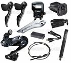 Shimano Ultegra R8050 Electric Upgrade Groupset w/ EW-RS910 DI2 RD(SS or GS )New