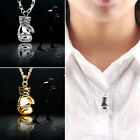 Rocky 3d Boxing Glove Charm Stainless Steel Men's Pendant Necklace 20inch Chain