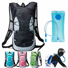Hydration Pack Climbing Backpack With Water Bladder Bag Outdoor Cycling Hiking