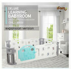 iFAM Deluxe Learning Babyroom Set (1Door+4Connect + 5Side +12Non-Slip)/Expansion