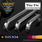 TinyFin 2pcs Stainless Steel Kitchen Cabinet Closet Drawer Handle Furniture Pull