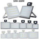 100W 50W 30W 20W 10Watts LED Flood Lights With Motion Sensor Outdoor Fixtures US
