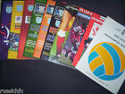 FA CUP SEMI FINAL PROGRAMMES CHOOSE FROM