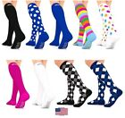 Compression Socks 16-22mmHg Graduated Womens Mens Stockings Go2 Elite