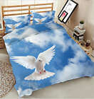 Dove Flying High 3D Printing Duvet Quilt Doona Covers Pillow Case Bedding Sets image