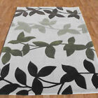 GREEN ACRYLIC DESIGNER HARLEQUIN SINGLE PIECE RUG SOFT BEST QUALITY MODERN RUG