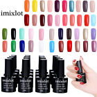 Esmaltes de Uñas en Gel UV LED Polish Base Top Coat Manicure Varnish 8ml Rojo