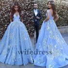 Blue Gold Yellow Wedding Dresses Bridal Ball Gowns Formal Occasion Off Shoulder