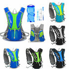 2L/12L Bike Bicycle Hydration Pack Backpack + 2L Water Bag Camelbak Cycle Hiking