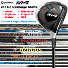 TaylorMade M4 Fairway Wood Custom 25+ No Up-Charge Shafts - New 2018