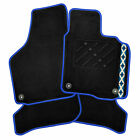 Ford Street Ka 2003 - 2008 Tailored Car Mats + Scotland Stripe
