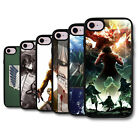 PIN-1 Anime Attack on Titan Deluxe Phone Case Cover Skin