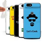 STUFF4 Gel/TPU Case/Cover for Huawei Nexus 6P/Breaking Bad Inspired Art