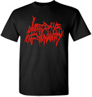 last days of humanity logo t shirt new death metal black grindcore cbt disgorge