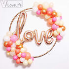 40'' Rose Gold/ Red Love Foil Balloon Wedding Valentines Day Balloons Decoration