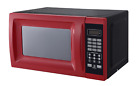 Digital LED Countertop Microwave Mainstays 0.7cu ft Compact Oven 700W Kitchen
