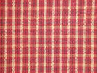 Plaid Fabric | Americana Fabric | Primtive Sewing Fabric | Cotton Quilt Fabric