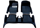 cleaning car floor mats - Car Floor Mats For Hyundai Santa Fe easy to clean without odor waterproof