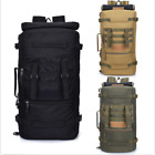 50L Outdoor Tactical Molle Military Rucksacks Backpack  Camping BagGeschenk DE