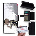 PIN-1 Anime Saga of Tanya the Evil Phone Wallet Flip Case Cover for Huawei