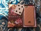 [100% NEW] GUCCI CASE - MANY STYLES 2018 (COMES WITH SCREEN PROTECTOR + WIPES)