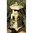 Pagoda Lantern House Garden Art Outdoor Statue Sculpture USA 7