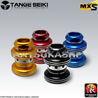 "Tange Seiki MX-5 1"" Old School BMX Threaded Headset - Black, Blue, Red, Gold"
