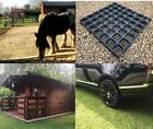 Field Shelter Bases Stable Yards Paddocks Grass Gravel Grids Store Hay Barn Base