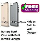 Battery Outside Power bank Case Cover with Charger For iPhone 6 6s Plus 4.7