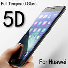 5D Curved Full Screen Tempered Glass Protector For Huawei Honor 7X
