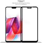 5D Curved Full Gum Full Screen Tempered Glass Protector For Oppo F7