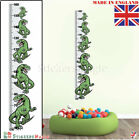 Height Chart Wall Sticker Dinosaur Kids Childrens Boy Bedroom Nursery Measure