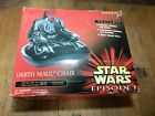 Star Wars Darth Maul Inflatable portable chair INTEX 1999 LucasFilm (sealed) $29.99 USD on eBay