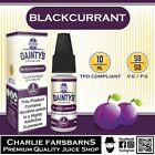 Blackcurrant Liquorice e-Liquid Vape Juice 10ml 0mg✔3mg✔6mg✔9mg✔12mg✔15mg✔18mg✔