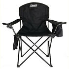 Heavy Duty 350LB Oversized Camping Portable Folding Beach Chair Seat Cup Holder