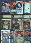 HUGE PREMIUM PATCH AUTO JERSEY GRADED ROOKIE INSERT SPORTS CARD COLLECTION LOT $